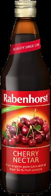 Rabenhorst Organic Cherry Nectar bottle